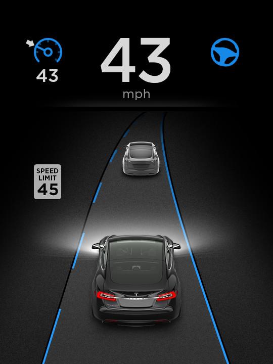 Auto Lane Change